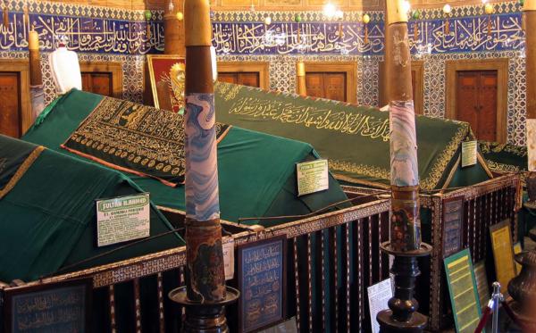 Мечеть Сулеймана и Роксоланы