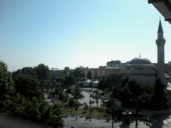 Мечеть Сулеймана в Стамбуле