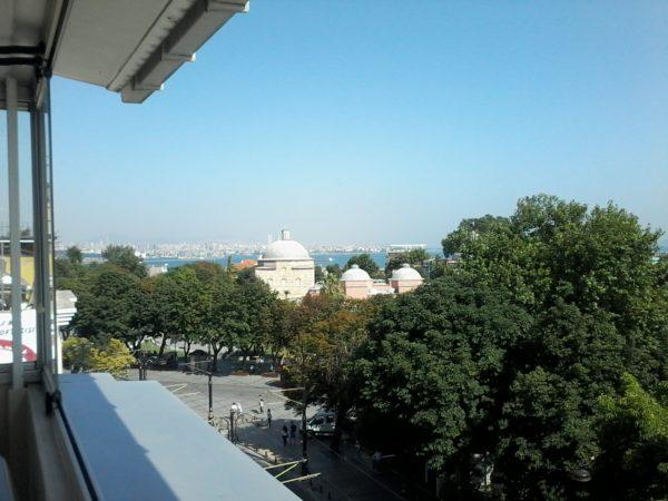 Дворец Топкапы, площадь Султанхмед