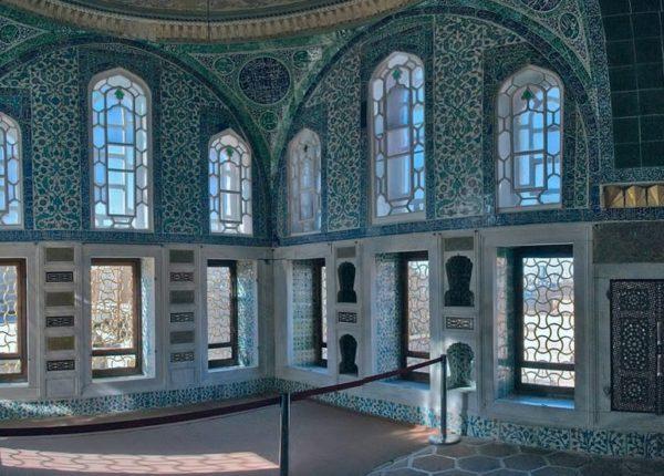 Дворец Топкапы экскурсии