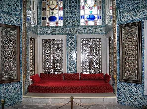 Дворец Топкапы султана