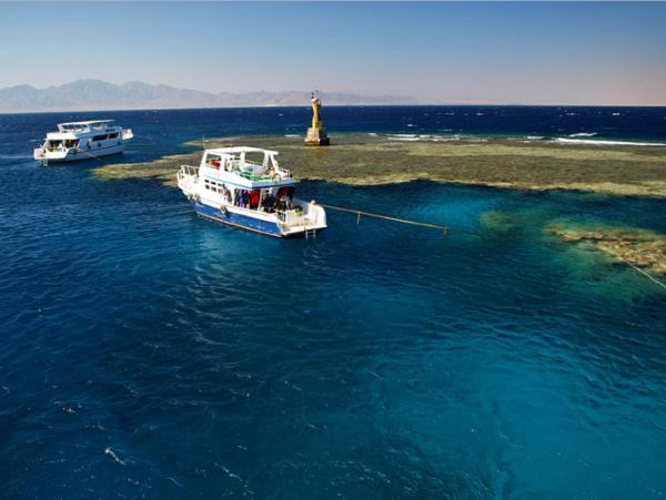 острова бразерс египет