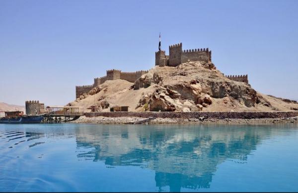 Остров фараонов Египет
