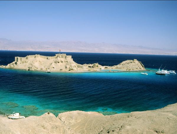 Фараонов остров Египет
