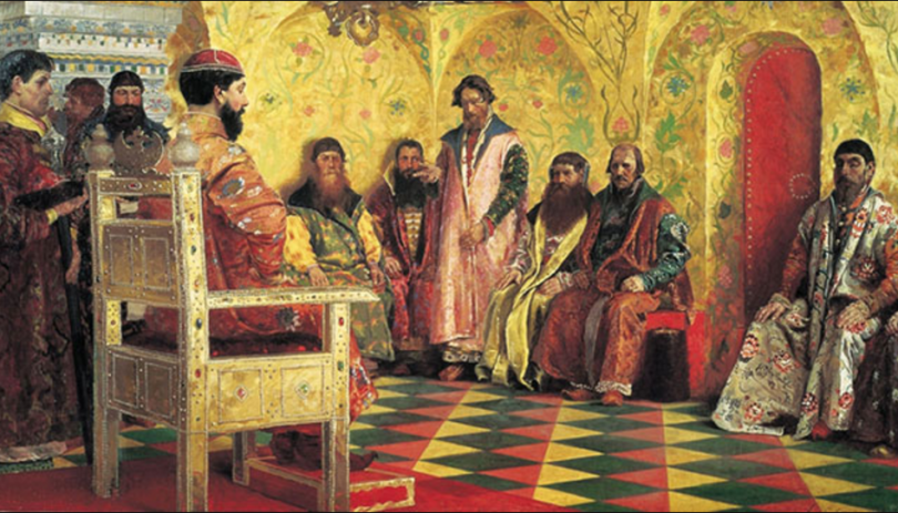 становление права древней руси
