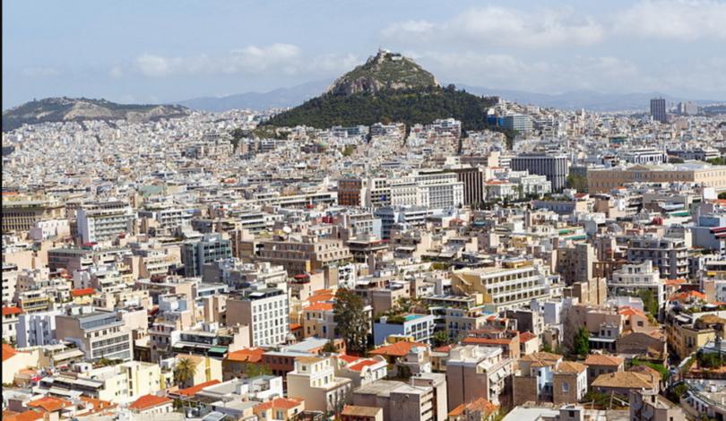 Путешествие в Афины