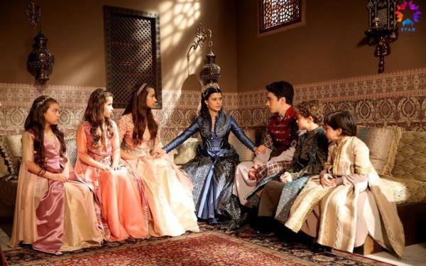 великолепный век кесем султан