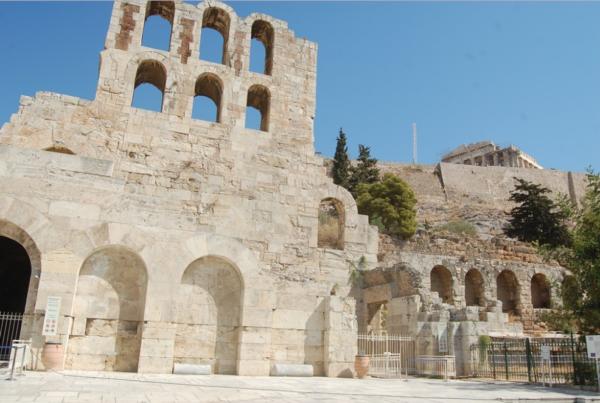 сочинение путешествие в афины