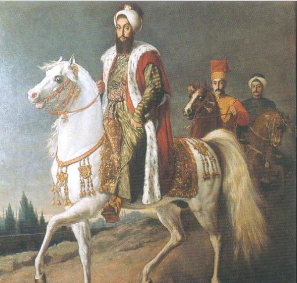 султан империи османов селим iii