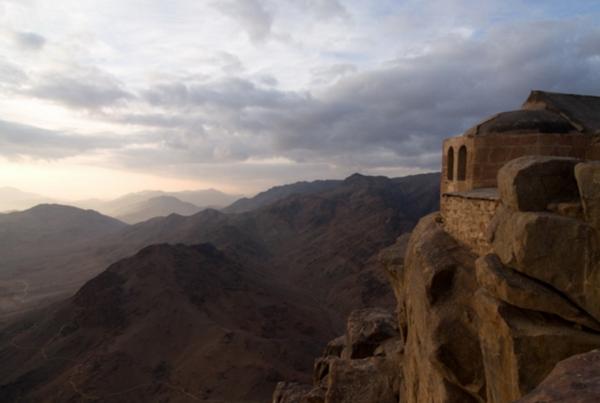 Гора Моисея фото