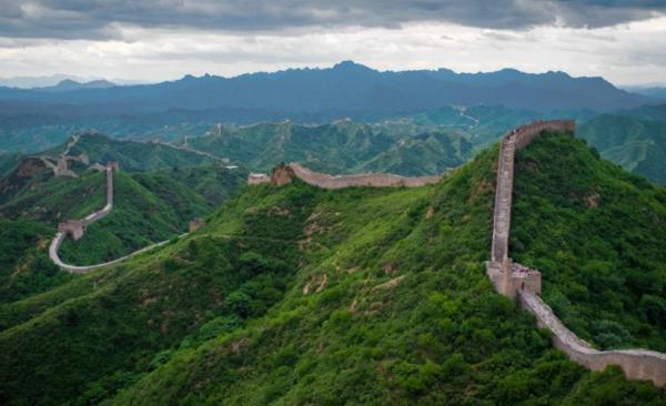 длина великой китайской стены