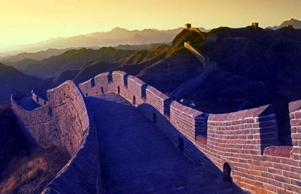 великая китайская стена год