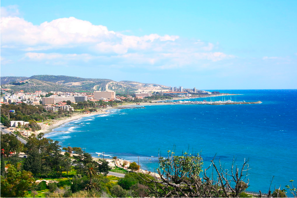 Туры на Кипр 2018 ранее бронирование