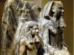 Статуя фараона в Египте