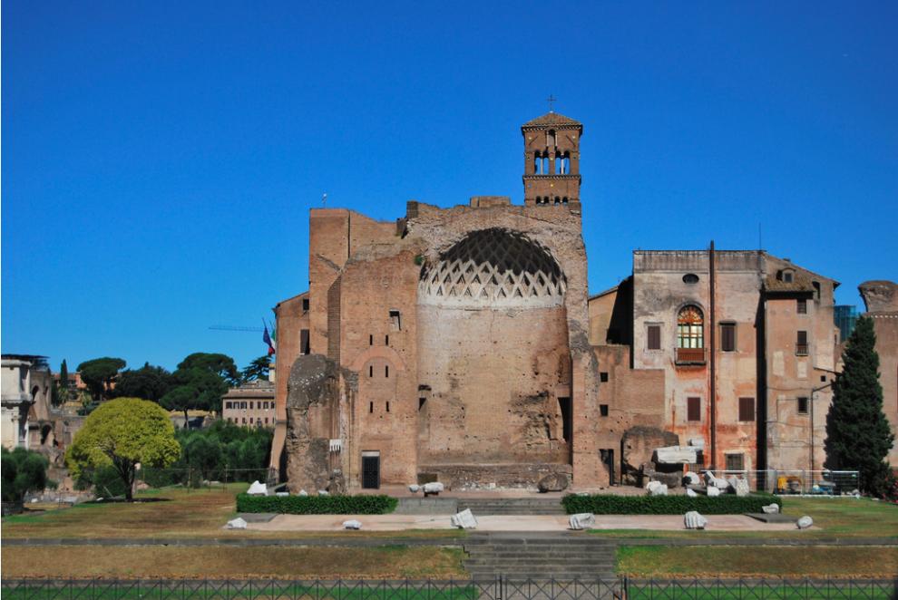 Храм Венеры и Рома в Риме