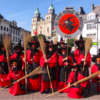фестиваль рыцарей Прага