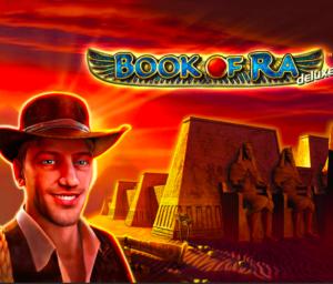Book of Ra Deluxe играть онлайн